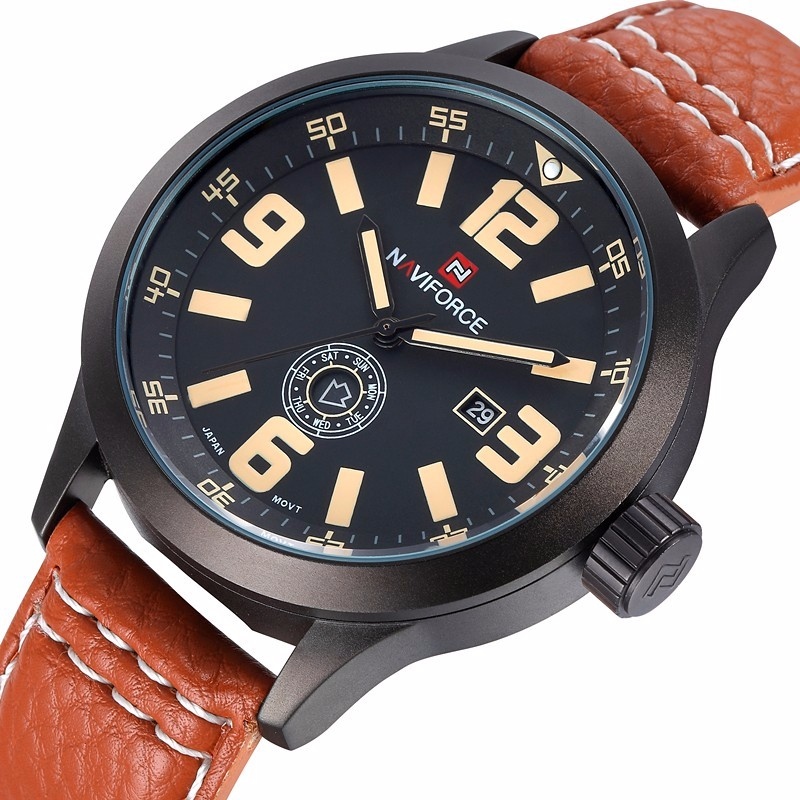 Brand-NAVIFORCE-Relogio-Masculino-Date-Day-Clock-Men-Leather-Strap-Wrist-Military-Sports-Watch-Men-Fashion (4)