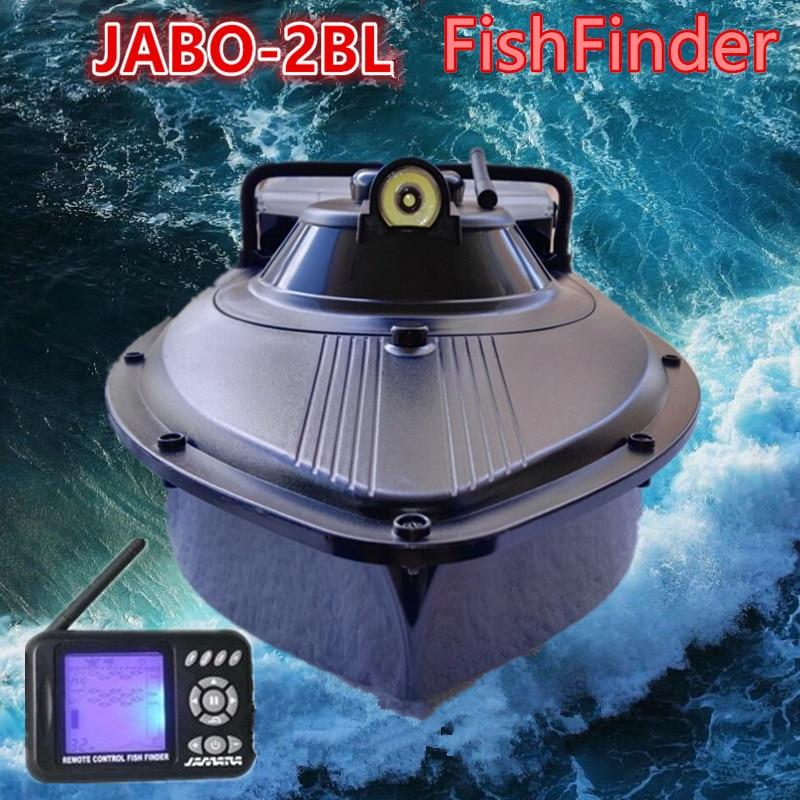 все цены на JABO 2BL Fishfinder Remote Control Bait Boat Upgrade Version RC boat for fish finder Optional fishing boat ship