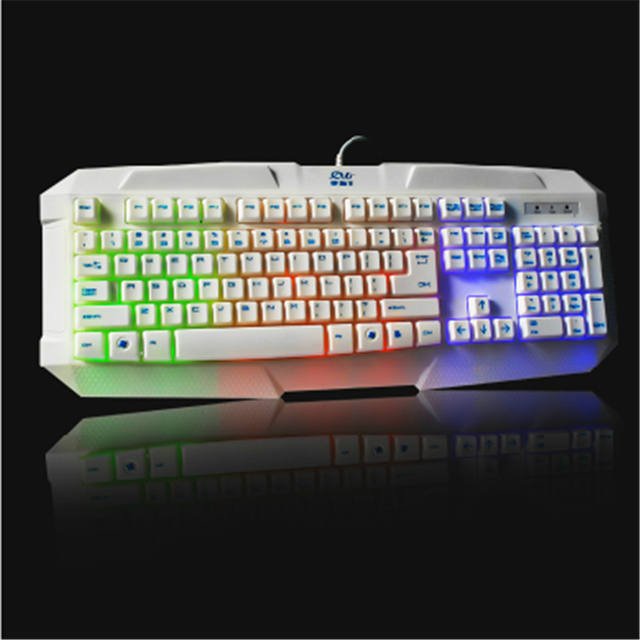 online shop new dota 2 teclado inalambric clavier usb gaming