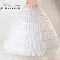 New Arrival Petticoat Crinoline BRIDAL Dress Petticoat Crinoline Underskit Bridal Accessories