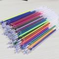 2017 New 36 Colors A Set Flash Ballpint Gel Pen Highlight Refill Color Full Shinning Refill Painting Pen Freeshiping
