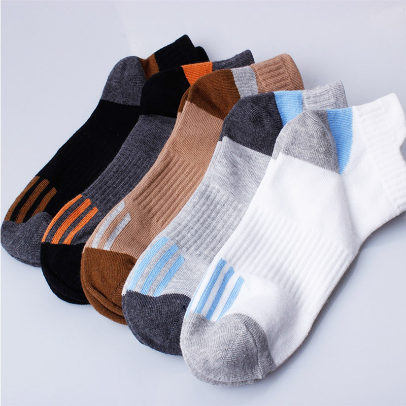 NANCY TINO Men Women Professional Sport Socks Breathable Running Sock Quick Dry Climbing Gym Fitness Calcetines Ankle Socks in Hiking Socks from Sports Entertainment