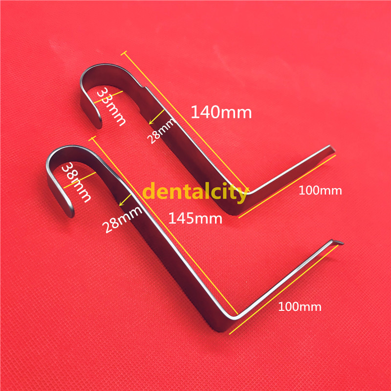 High Quality Lamina Hook Laminactomy Retractors Orthopedics Veterinary Instruments