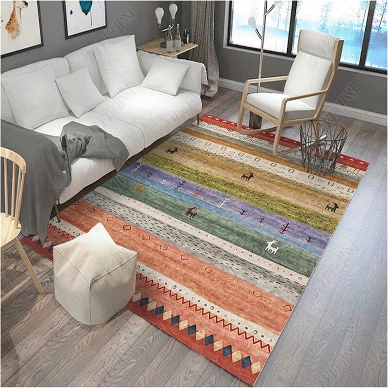 200X300cm Turkey Style Soft Carpets For Living Room Bedroom Kid Room Rugs Home Carpet Floor Door Mat Decor Delicate Area Rugs