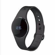 L16สร้อยข้อมือสมาร์ทบลูทูธ4.0 smart watch smsเตือนนอนติดตามนาฬิกาข้อมือสำหรับกีฬาหลายสี
