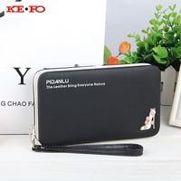 Wallet Case Voor Samsung Galaxy Grote Duos i9080 i9082 Vrouwen Portemonnee Purse Kaarthouder Universele Cover Voor iPhone 7 6 6 s Plus 5 s