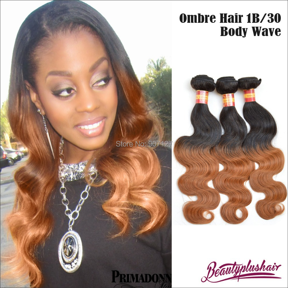 Best Selling Hair Products 7A Brazilian Virgin Human Hair WeaveTop Ombre Brazilian Hair