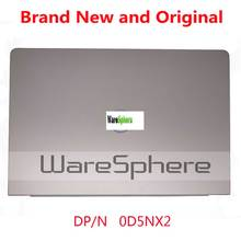 NEW for Dell Inspiron 15 5568 Laptop LCD cover Back Cover Rear Lid Housing A Shell D5NX2 0D5NX2 цена и фото