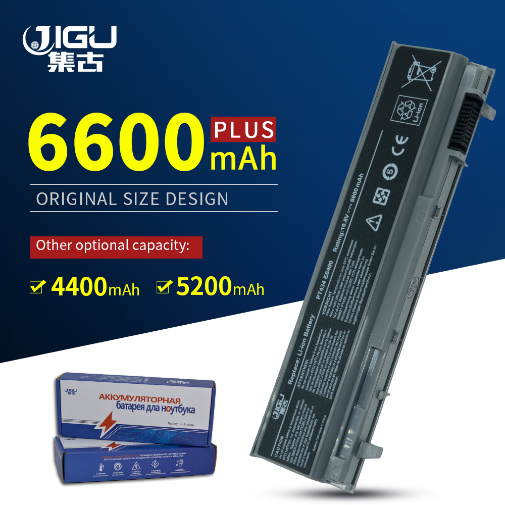 JIGU Laptop Battery For Dell Latitude E6400 E6500 E6510 M2400 M4400 M4500 E6410 312-0917 GU715 C719R RG049 U844G TX283 0RG049 image