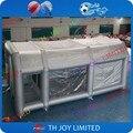 O envio gratuito de 9*5*3.5 mH, cabine de pulverização utilizado booth venda, usado de pulverização portátil cabine de pintura para venda, inflável cabine de pintura por pulverização