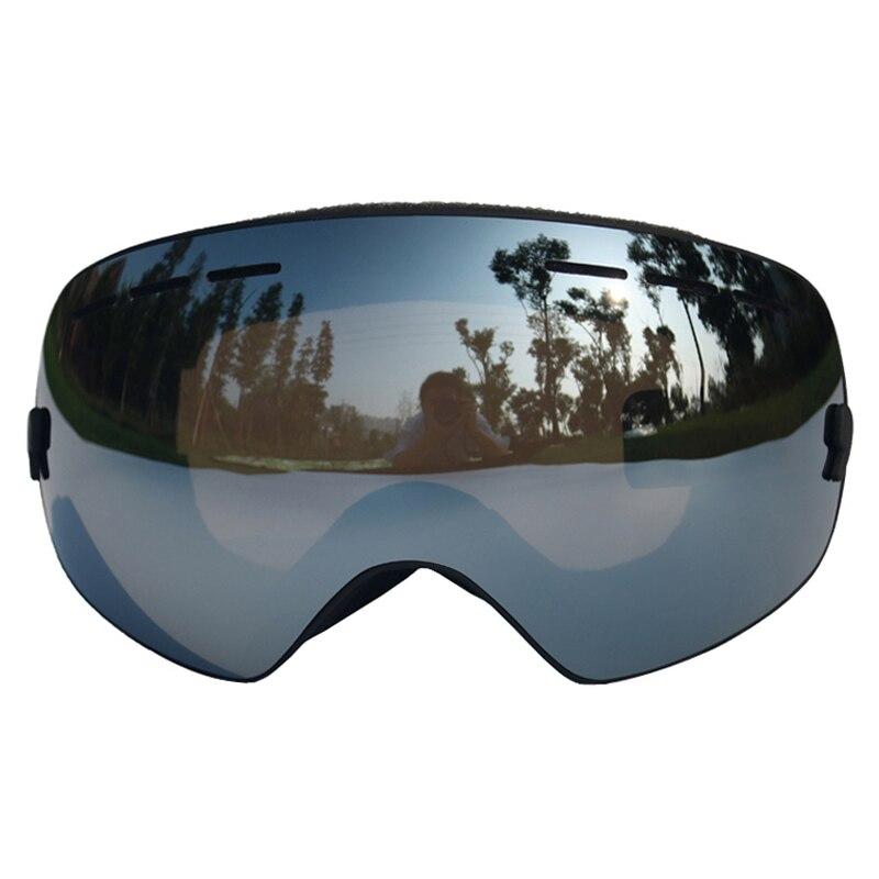 Obliging Spherical Ski Goggles Anti-fog Double Layers Uv400 Big Ski Mask Snowboard Goggles Professional Skiing Glasses Eyewear Limpid In Sight Skiing & Snowboarding