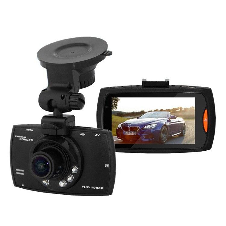 imágenes para Original Cámara Del Coche DVR Novatek G30 96220 Auto Registrator Grabadora de Vídeo Full HD 1080 P Dash cam Visión Nocturna de la Caja Negra G-sensor
