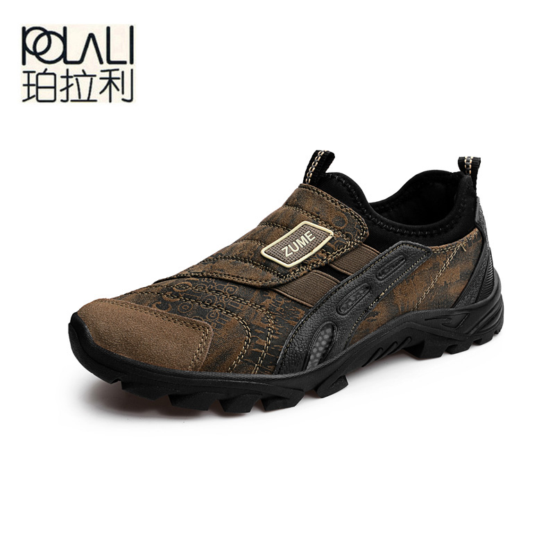POLALI New Classic Men Shoes Outdoors Casual Men Shoes Fashion Breathable Men Shoes Shoes For Men NX038