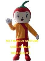 צ 'ילי בוי קמע תלבושות דמות מצוירת גודל מבוגרים חם פלפל מותאם אישית קוספליי קרנבל תלבושות 3205
