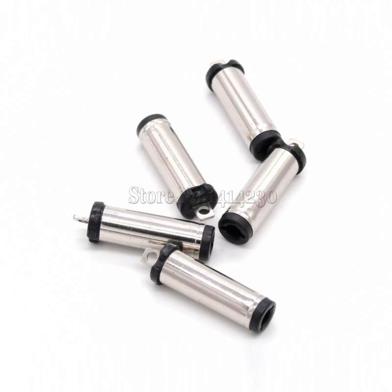 Prise électrique prise de courant mâle | 10 pièces, prise électrique, fourchette de réglage 5525, adaptateur de sortie cc 5.5*2.5mm