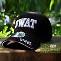 HAN WILD Brand New Hot Sell SWAT Caps Outdoor Sports UV Color Black Tactical Baseball Cap Men Women Gorras Snapback SWAT Caps