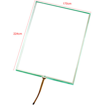 2pcs /lot New 228*175mm Touch Screen Panel For Xe,rox DocuColor DC240 DC242 DC250 DC252 DC260 Copier