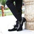 Мужские Оксфорд Обувь мужская Кожаная sapatos Платье Офис Роскошный мужчина весенние ботинки старинные офисная мужская Квартиры бизнес zapatos