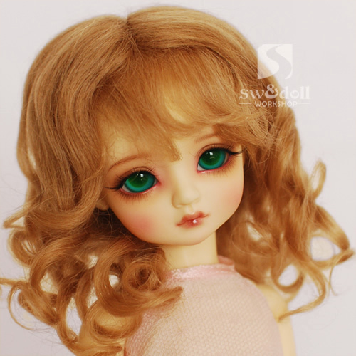 wig for BJD 1/3,1/4,1/6,1/8 Scale,BJD wig for doll . A15A776 .Doll and other accessories not included 1 3rd scale 65cm bjd nude doll bazael bjd sd doll boy with face up not included clothes wig shoes and accessories