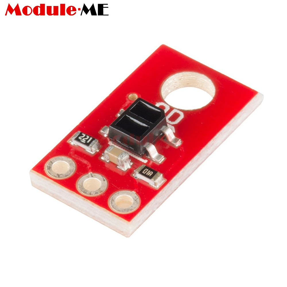 Dc 33v 5v Qre1113 Digital Linear Sensor Ir Led Infrared Reflective Capacitor Discharge Circuit Module Breakout Board In Integrated Circuits From
