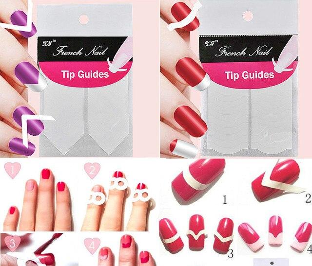 Tool Kit nail supplies wholesale sticker smile line nail polish ...