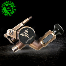 Top Tattoo Rotary Machine Tattoo Spring Guns Импорт моторного шейдера Liner для татуировки Studio Supplies