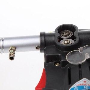 Image 5 - NBC 200A MIG لحام بندقية بكرة بندقية دفع سحب المغذية شعلة لحام بدون كابل