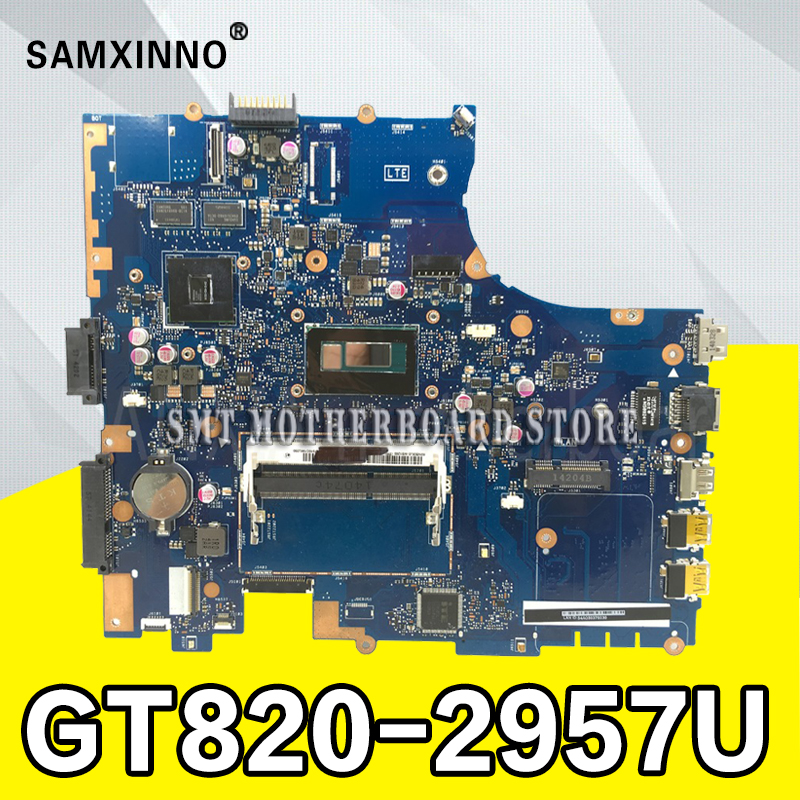 PU551LD Motherboard GT820M 2957U For ASUS pro551l PU551LD P551L PU551LA laptop Motherboard PU551LD Mainboard PU551LD Motherboard