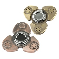 2017 New Anti Spring Toy Hand Spinner Metal Spinner New Zinc Alloy Bearings Finger Gyro EDU