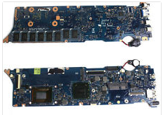 100% Test motherboard For  UX31A UX31A2 processor i7 CPU 4G ram REV4.1