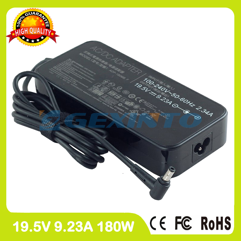 все цены на  19.5V 9.23A 180W ac power adapter ADP-180MB F FA180PM111 laptop charger for Asus ROG G750JW G750JX GX700VO  онлайн