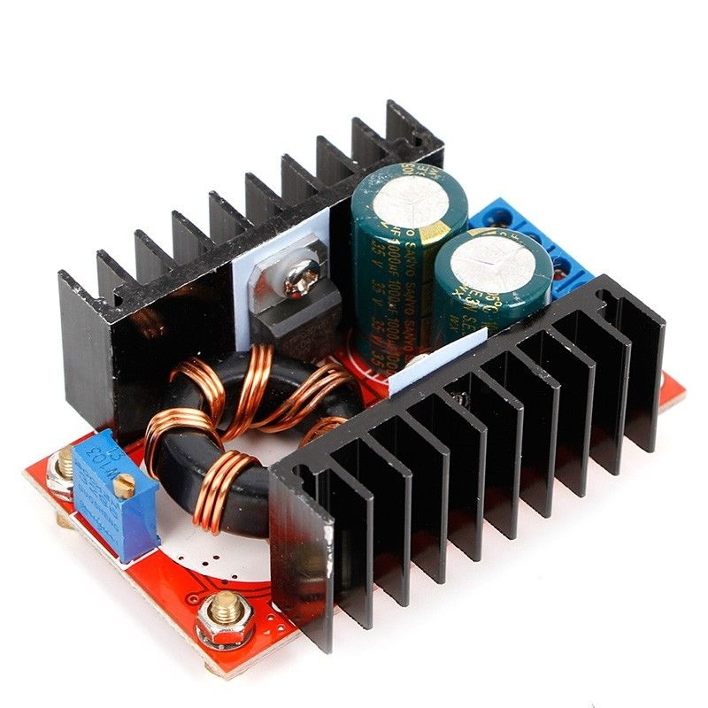 DC-DC Boost Converter 10V-32V to 12V-35V Step Up Power Supply Module 10A 150W -R179 Drop Shipping