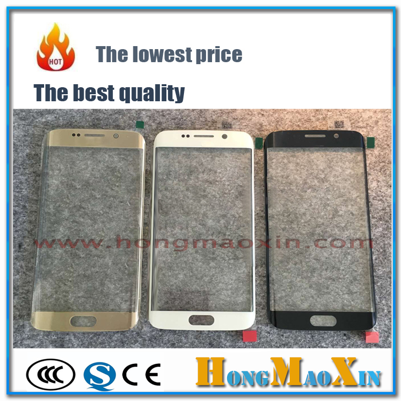 Replacement Original Front Outer Glass for Samsung Galaxy S7 Edge G9350 5.5 inch LCD Touch Screen Front Glass Outer Lens