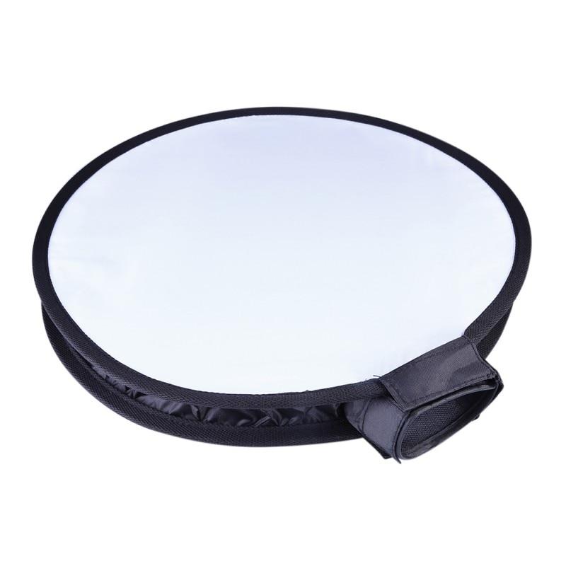 Горячее предложение! Профессиональное 40 см для вспышки светильник коробка круглый софтбокс студийная съемка диффузор баланса белого для камер фотостудии Наборы