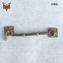 Brass hook hook buckle / support / Windows / / Chinese antique copper windproof hook hook / fixings
