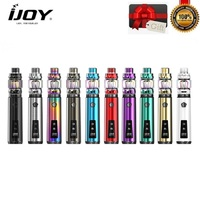 Original IJOY SABER Kit 100W Vape Pen Kit 100W Saber Mod with 5.5ML Diamond Atomizer Subohm 25mm Tank Electronic Cigarette saber