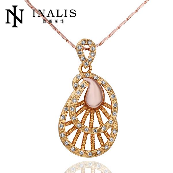 N534 hot sale body chain 18k gold plated cuban chunky jewelry design n574 wholesale and retail body chain 18k gold plated italian gold plating pendant necklace aloadofball Image collections