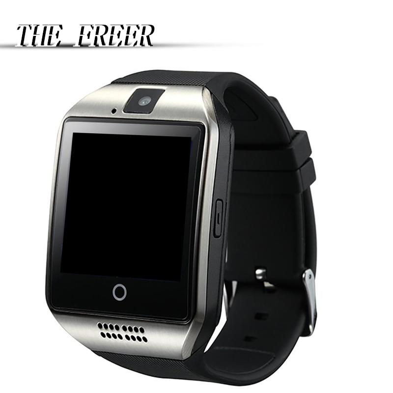 Сән Мультимедиа Bluetooth Smart Watch Facebook Facebook - Ерлердің сағаттары - фото 2