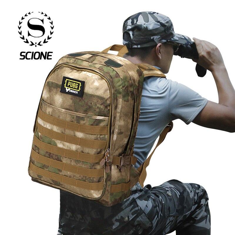 High Quality Nylon Military Backpack Camouflage Lighten Large Capacity Men Boys Women School Bags Travel Mochila Militar De