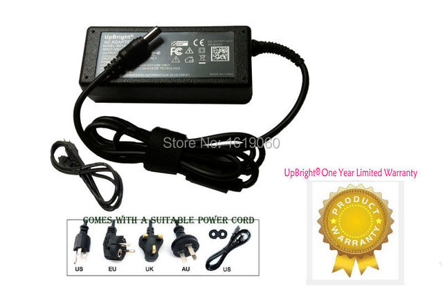 UpBright New 19V AC/DC Adapter For Netgear R8000 -100NAS Nighthawk X6  AC3200 Tri-Band WiFi Router 19VDC Power Supply Charger