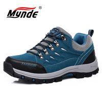 MYNDE Running Shoes Men Women Sport Outdoor Sneaker Tennis Jogging Light Breathable Athletic Cushioning Shock Absorption Running