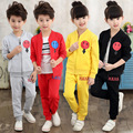 Children's Clothing Autumn Outfit New Children's Sportswear Suit Boys and Girls School Uniforms
