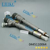 ERIKC 0445110064 Genuine Diesel Injector nozzle 33800 270000 injector 0986435147 for Bosch Hyundai Kia 33800 27000 33800 27010