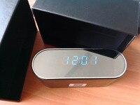Mini cámara Wifi IP Cámara del reloj de mesa movimiento Detectio IR Night Vision Cam Mini DV DVR hogar seguro videocámara HD 1080 p