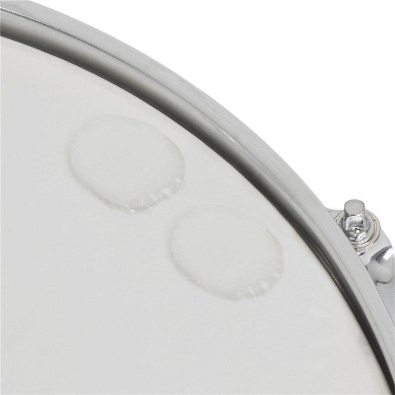 buy 6pcs set transparent snare drum mute pad drum damper gel pads snare tom. Black Bedroom Furniture Sets. Home Design Ideas