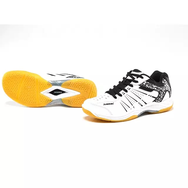 Kawasaki профессиональная обувь для бадминтона 2019 дышащая Нескользящая спортивная обувь для мужчин и женщин кроссовки K-063