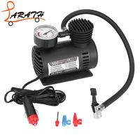 Portable Mini Air Compressor Electric Tire Pump 12 Volt Car 12V PSI Mini Air Compressor Electric