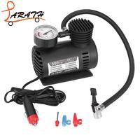 Portable Mini Air Compressor Electric Tire Pump 12 Volt Car 12V PSI Mini Air Compressor Electric