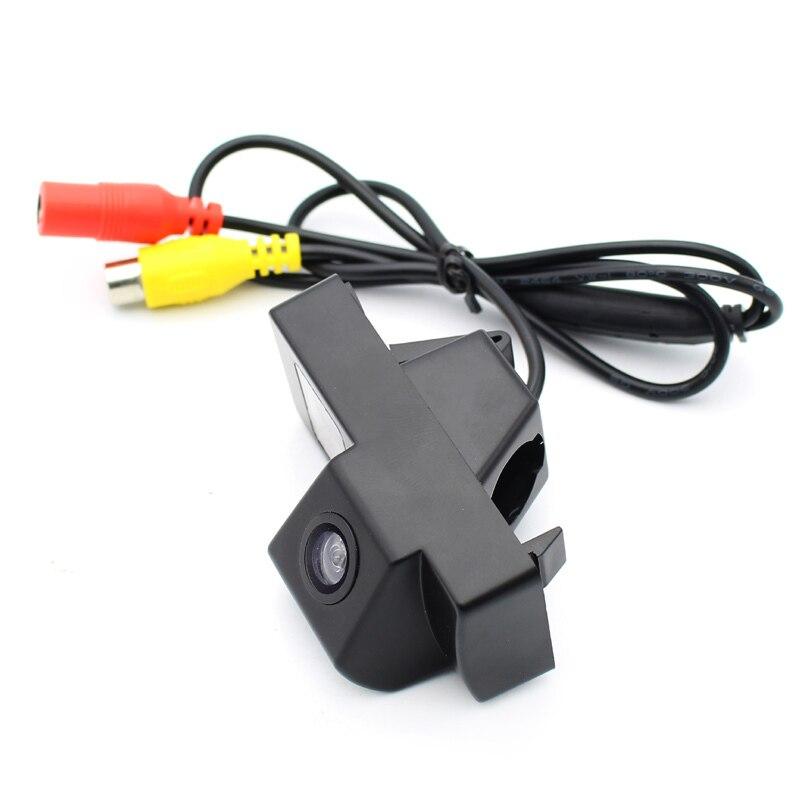 GreenYi Reverse Rearview Camera for Toyota Land Cruiser 100 Prado 120 Waterproof Trajectory Dynamic Parking Line Display 1