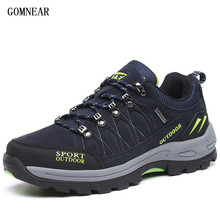 Gomnear Men Women Hiking BootsTrekking Shoes Unisex High Rise Non Slip Outdoor Climbing Sneakers  JX5901MH1